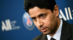 Swiss indict PSG boss, ex-FIFA number two in bribery case. AFP