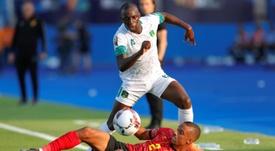 Bruno Gaspar tiene experiencia con Angola. AFP