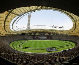 Qatar is due to host the 2022 World Cup. AFP