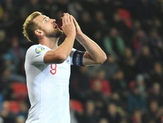 Kane admitted his team have things to work on ahead of Monday's match in Bulgaria. AFP