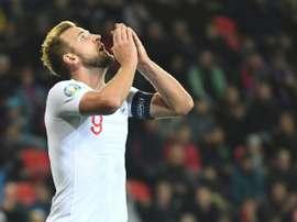 Deux raisons pour lesquelles United ne recrutera pas Kane. AFP