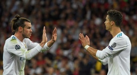 Casillas destacó las chilenas para el premio. AFP