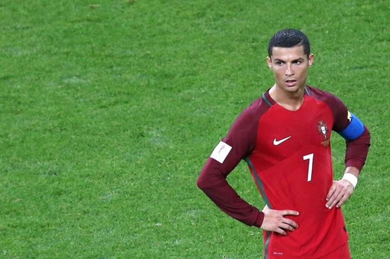 Ronaldo Only The Fifth For Shooting A Penalty Besoccer