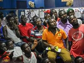Gambling has seen a massive surge of late in Uganda. AFP