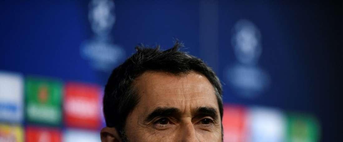 Valverde atento ao campeonato alemão. AFP