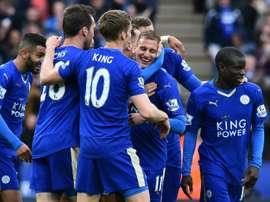 El Leicester encuentra en Cracovia un jugador ideal para reforzar el centro del campo. AFP