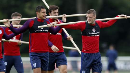 Slovakia manager Jan Kozak has praised the rising stars in England's side. AFP