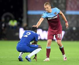 West Ham veut Rudiger en prêt. AFP