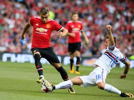 Pereira is looking to break into Mourinho's first team. AFP