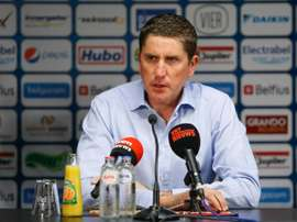 Spanish coach Garrido close to historic African success.