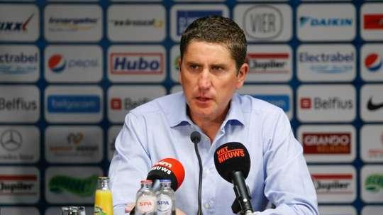 Spanish coach Garrido close to historic African success.