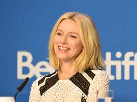 Actress Naomi Watts, pictured on September 11, 2015, will be honorary president of a Welsh village football club