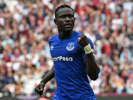 Senegalese striker Oumar Niasse has joined Cardiff on loan for the rest of the season. AFP