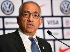 US Soccer president resigns amid gender equity dispute