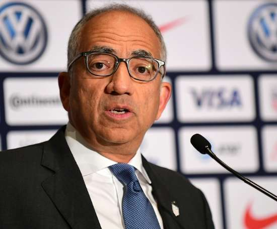 US Soccer president resigns amid gender equity dispute