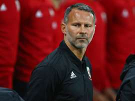 Ryan Giggs has his eyes on qualification for Euro 2020. AFP