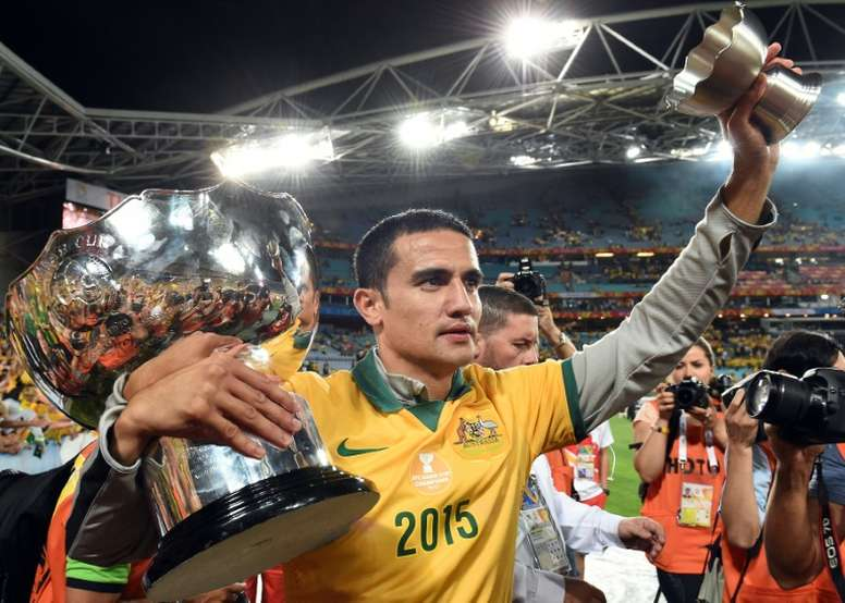 Tim Cahill, Australias top goalscorer, is one of the biggest foreign names in the cash-rich CSL
