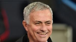 Mourinho, el nacimiento de un personaje. AFP