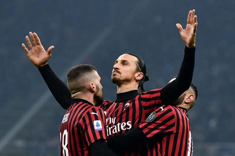 En el Milan estarían encantados de tener a Diogo Dalot. AFP