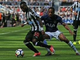 Kyle Walker-Peters could return to Spurs' starting lineup with Rose out injured. AFP