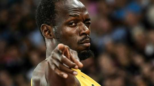 Mamelodi Sundowns drop Bolt hint. AFP