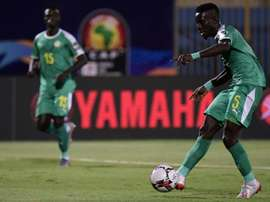 Idrissa Gueye scored the only goal of the game to send Senegal to the semis. AFP