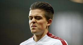 Grealish, option pour Crystal Palace. AFP