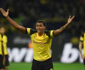 Manuel Akanji, aposta do Arsenal para o setor defensivo. AFP