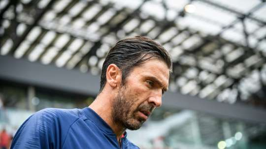 Gianluigi Buffon is adamant that he still has many years left at the very top of the game. AFP