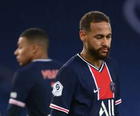 Neymar will return for the French Super Cup game with Marseille. AFP