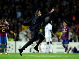 L'explication au grand exploit de l'Inter Milan de Mourinho. afp
