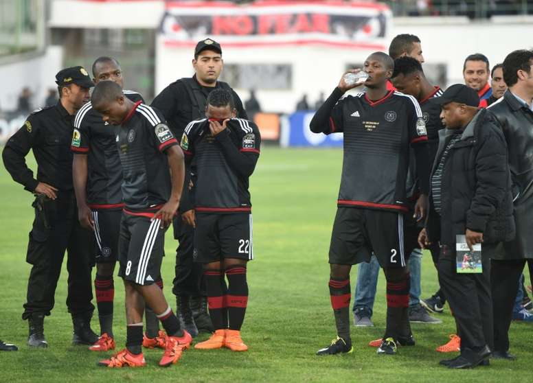 The Buccaneers defeat at Mbombela Stadium was their heaviest all-competitions loss since 1990. AFP