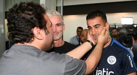 Al Araibi fue liberado. AFP