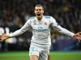Bale's future at Real is increasingly uncertain. AFP