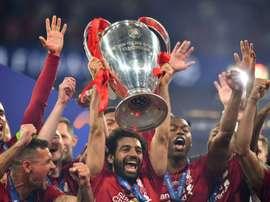Les qualifiés pour le Mondial des Clubs après la victoire de Liverpool. AFP