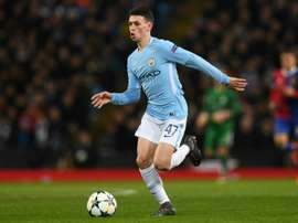 Two European clubs that wanted Phil Foden. AFP