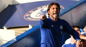 Conte vai processar o Chelsea. AFP