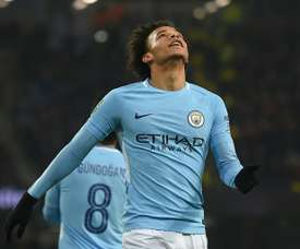 Leroy Sane tops the list. AFP