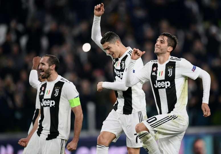 Le Bayern n'a pas souhaité recruter Cristiano Ronaldo. AFP