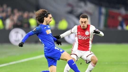l'Ajax a déjà trouvé un remplaçant à Sergino Dest. AFP