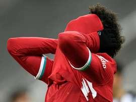 Salah non cerca scuse. AFP