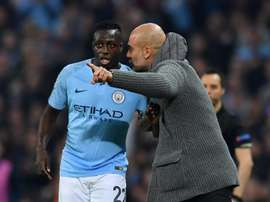 Guardiola hoping injury-hit City can turn to Mendy