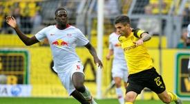 Pulisic tiene contrato con el Dortmund hasta 2020. AFP