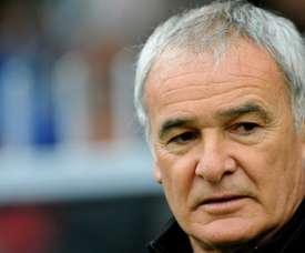 Sampdoria won 3-2. AFP