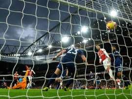 Arsenal returned to winning ways against struggling Fulham. AFP