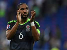 Ashley Williams is back to his best according to Wales teammate Joe Allen. AFP