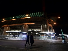 Inter Milan advance in Europe behind 'surreal' closed doors due to coronavirus. AFP