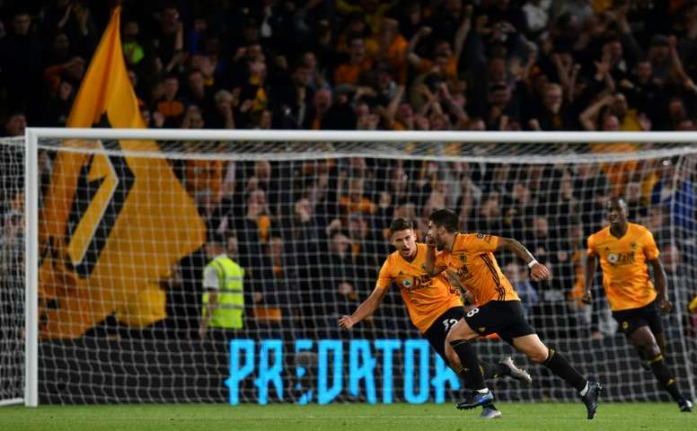 Ruben Neves will not be sold. AFP