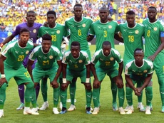 Senegal are the only African team among the top 20 in the FIFA November world rankings. AFP