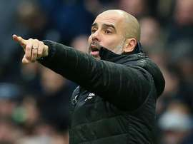 Guardiola anxious not to upset fans over Etihad comments. AFP